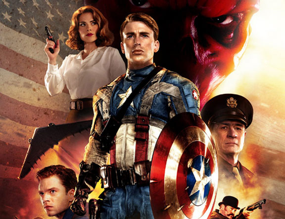 Book Review: Captain America
