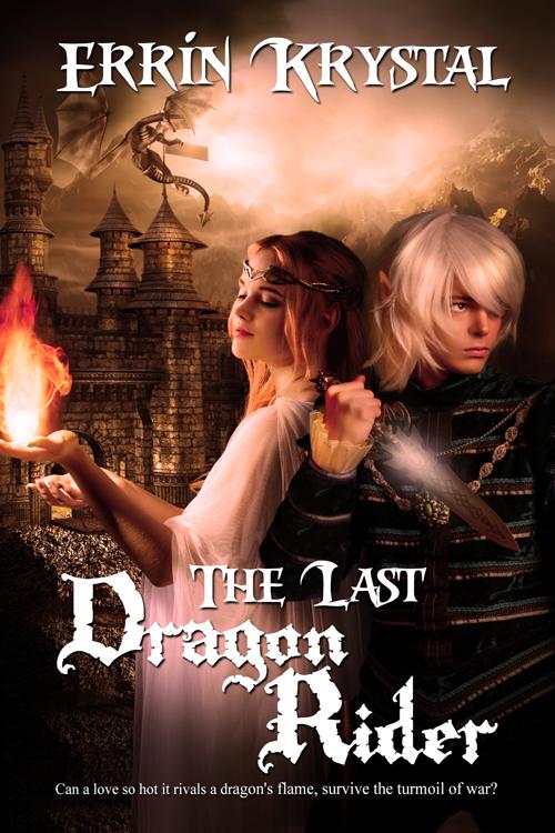 TheLastDragonRider Cover